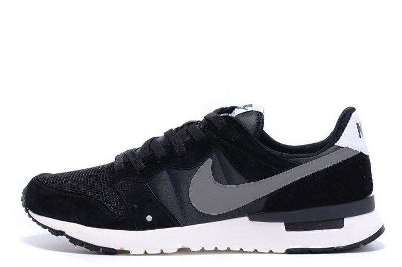 f2002a01 ☆ Купить Кроссовки Nike Archive '83 Black Grey. мужские кроссовки ...