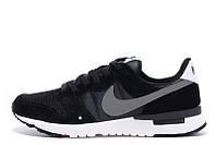 Кроссовки Nike Archive '83 Black Grey. мужские кроссовки найк архив