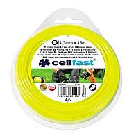 Режущее лезвие круг Cellfast Лески для триммеров - круглые 3,0 15