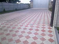 Тротуарная плитка любых размеров с укладкой Щорск, Криничанкий район.