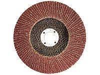 Круг лепестковый торцевой Спрут-А 125*22 (P100) (A,N) T27
