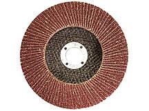 Круг лепестковый торцевой Спрут-А 125*22 (P60) (A,N) T27