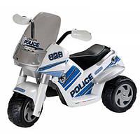 Мотоцикл Peg-Perego RAIDER Police