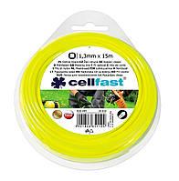 Режущее лезвие квадрат Cellfast Лески для триммеров – квадратные 3,0