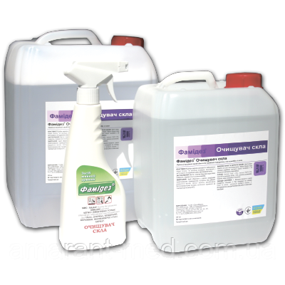 Фамідез® Очищувач скла -5,0 л