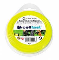 Лески для триммеров - звездочка Cellfast