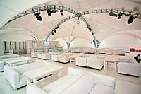 Арочные шатры и павильоны