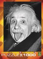 "Пазл ""Энштейн"", 1000 элементов, EuroGraphics, фото 1"