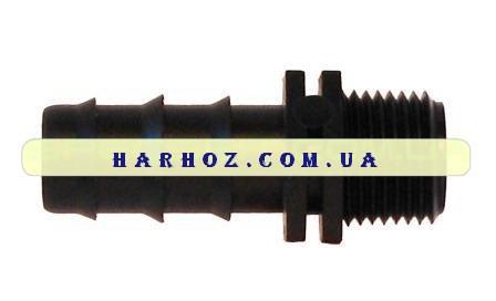 Соединитель 16x1/2 Santehplast (Сантехпласт)  MC011612