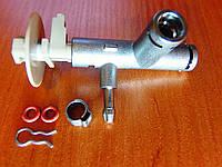 20007014 Корпус крана пару та гарячої води(металевий, у зборі), Incanto