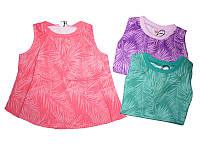 Блузка-топ для девочек, Glo-story, размеры  116, 128, 134, 140, 146, арт. GBX-8551