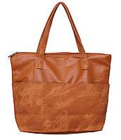 Женская сумочка 635 light coffee