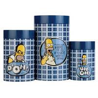 Банка для хранения Berghoff Simpsons 1500287
