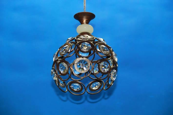 Люстра подвесная на 1 лампочку (ВЛ)  L307/1 (GWENGE), фото 2