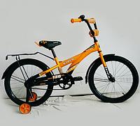 Велосипед двухколесный  18 Stels Pilot-130 RET897 (от 6 до 13 лет, ростом от 100 до 140см)