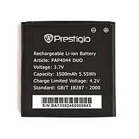 Аккумулятор (батарея) Prestigio PAP4044 (1500 mAh)