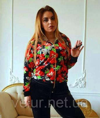 b15dff8adad Велюровый женский спортивный турецкий костюм EZE купить разм 52