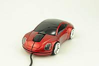 Мышь компьютерная проводная MA-MTA38 USB красная