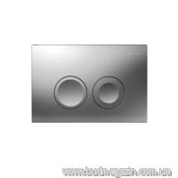 Кнопка смыва Geberit Delta 21 115.125.46.1 (хром матовый)
