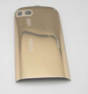 Задняя крышка Nokia C3-01 золото (0258396)