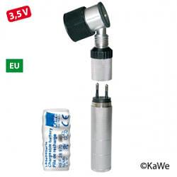 EUROLIGHT® D30 Дерматоскоп, 3,5 V с аккумулятором