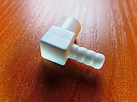 Соеденительный элемент капучинатора с трубкой белый