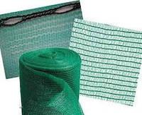 Затеняющая сетка 75%  2*100м зеленая