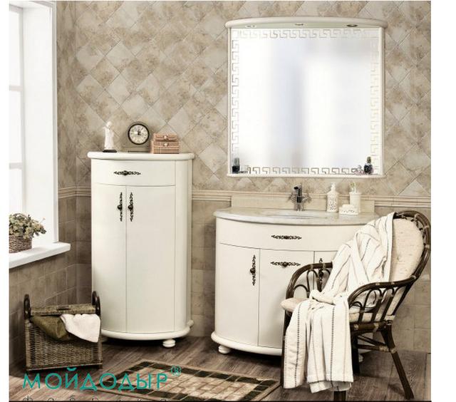 Эллада Мойдодыр мебель для ванных комнат
