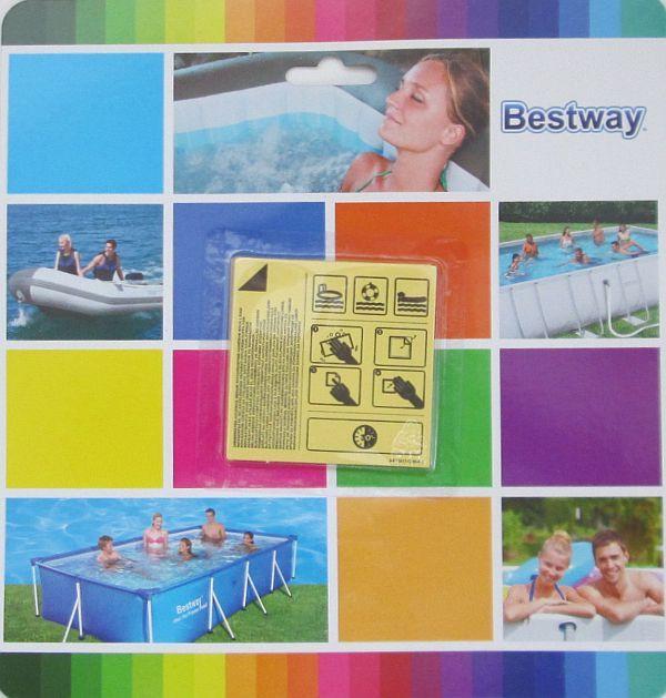 Подводный ремонтный комплект (ремкомплект) Bestway 62091
