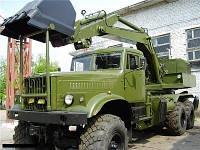Экскаватор ЭО-4421 КрАЗ