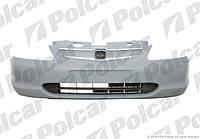 Бампер передний без TYPE R Honda Civic 3-5D/HB 01-03