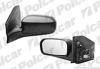 Зеркало левое эл+обогр 3двер Honda Civic 3-5D/HB 01-03