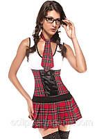 Игровой костюм школьницы ( 3 изделия)