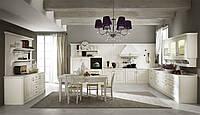 Белая кухня в стиле прованс PROVENZA фабрика DIEMME (Италия), фото 1