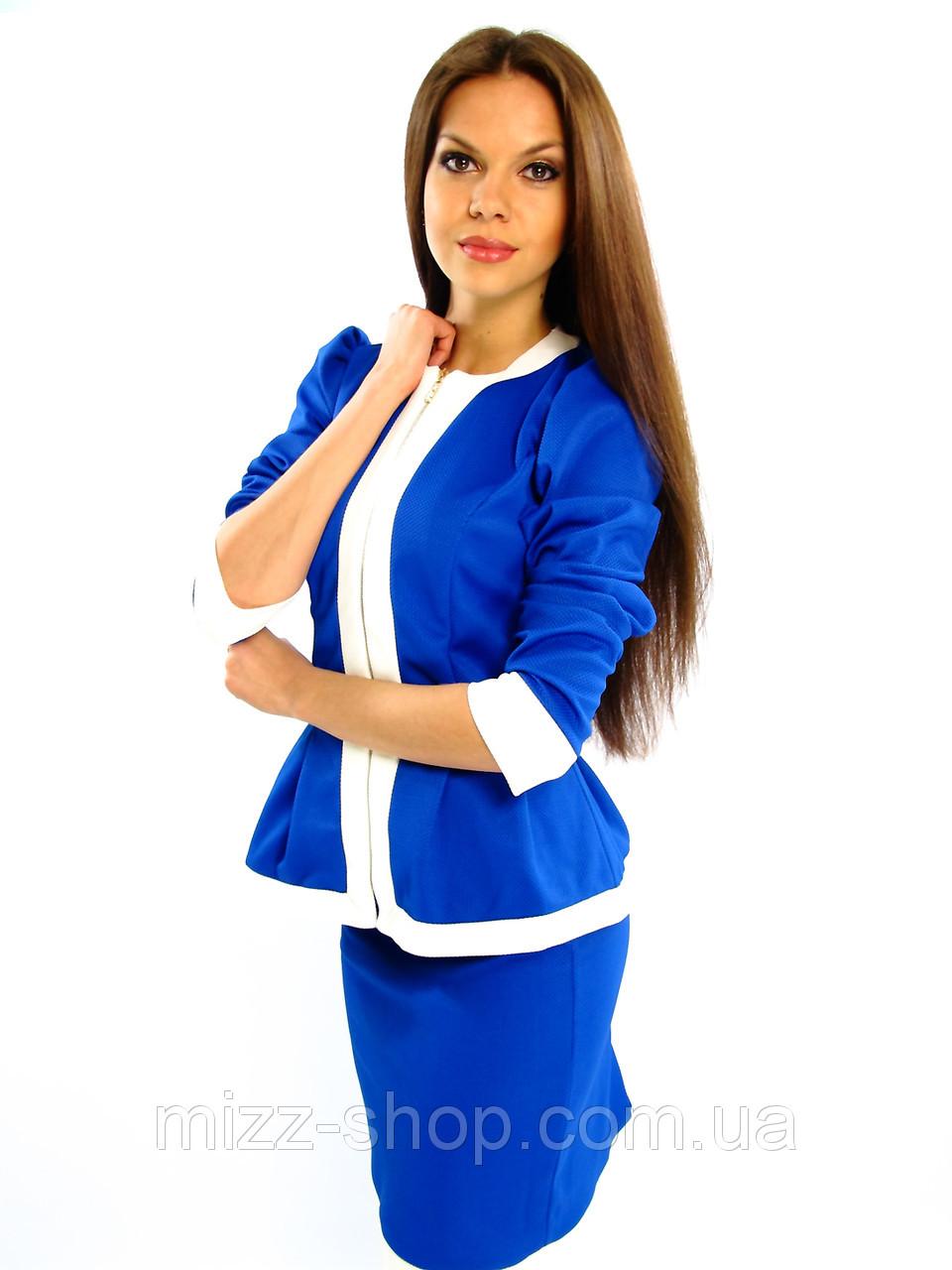 Елегантний жіночий костюм. Костюм Влада.