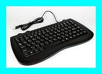 Клавиатура mini multimedia keyboard kb-980, фото 1