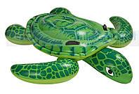 Надувной плот - Черепаха Intex 57524  150х127см