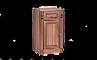 Комод класический, уникальный, для прихожей размером 99х41х88 см Натали 1Д 1Ш