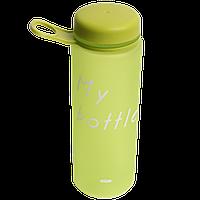 """Пляшка для води """"My bottle"""" , 4 кольори, 500 мл, фото 1"""