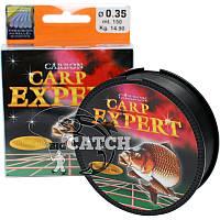 Леска карповая Carp Expert Carbon 150м, оригинал