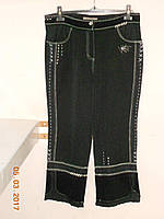 Креативные брюки батал