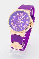 Наручные женские часы Ulysse Nardin Lelocle Suisse 2 ярких цвета