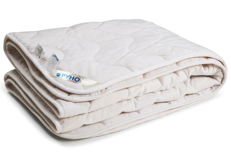 Зимнее шерстяное детское одеяло (140/105 см), Руно