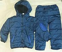 Синий костюм мальчику, рост 80, 86, 92,  460\410 (цена за 1 шт. + 50 гр)