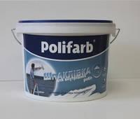Polifarb ЭКОШПАТ-В 1.5кг – Финишная акриловая шпатлевка для стен внутри помещений