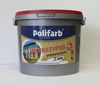 Polifarb ШТУКАТУРКА DEKOPLAST 25кг – Акриловая штукатурка для внутренних и наружных работ