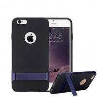 Чехол rock Royce Series с подставкой для iPhone 7 \ nevy Blue