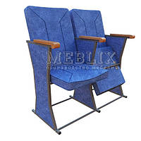 Кресла для зрительных залов АЛЕКСИС. Секционные театральные кресла