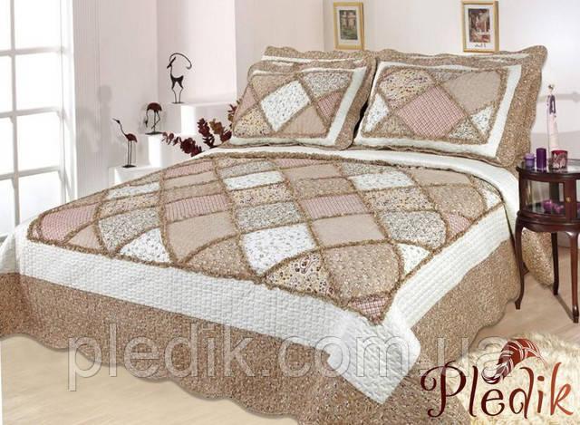 Покривало двоспальне Печворк