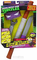 Набор игрушечного оружия серии Черепашки-Ниндзя Двойная Сила Cнаряжение Донателло